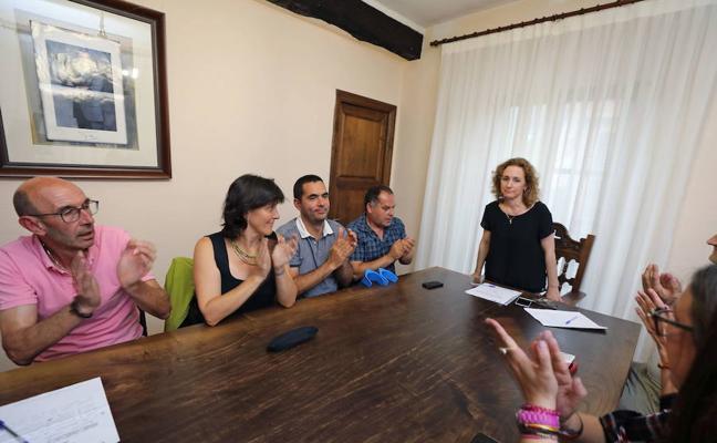 La alcaldesa de Cabezón dimite y da cumplimiento al pacto de legislatura