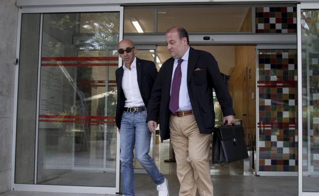 Jesús Díaz responde al juez con evasivas ante las acusaciones del PRC
