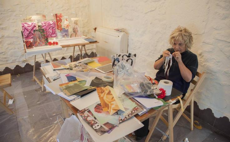 Las obras y los artistas
