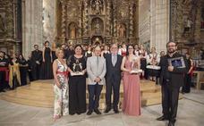 El grupo de cámara Ainur de Las Palmas se lleva la Lira de Oro de San Vicente