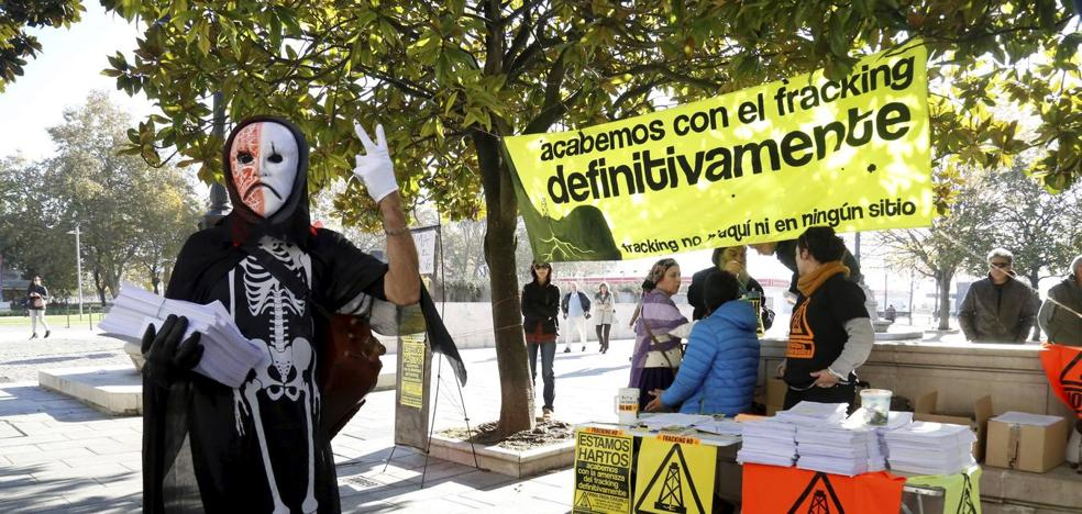 La Asamblea contra el Fracking celebra la extinción del permiso 'Luena'