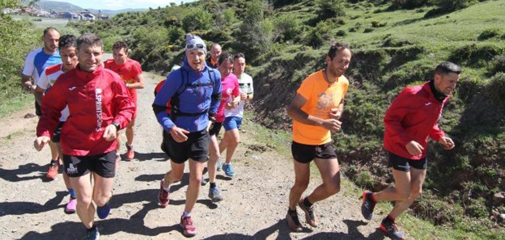 El trail de Matamorosa calienta motores