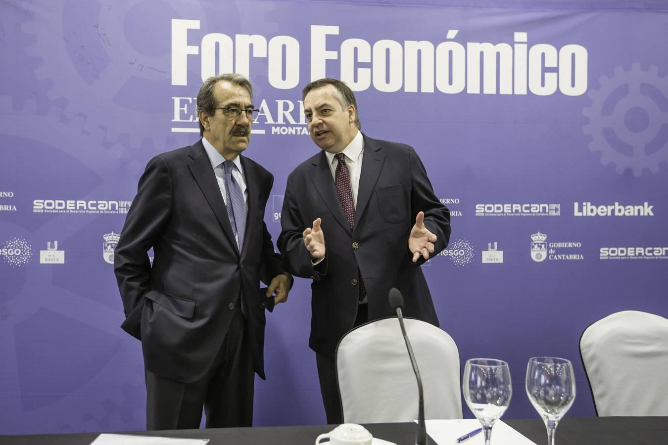 Ontiveros, en el Foro Económico de El Diario