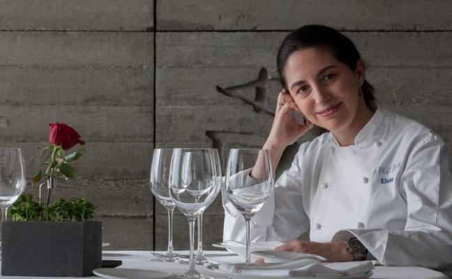 Elena Arzak pronunciará la conferencia 'Re-Inventando la Gastronomía', el día 19 en Laredo