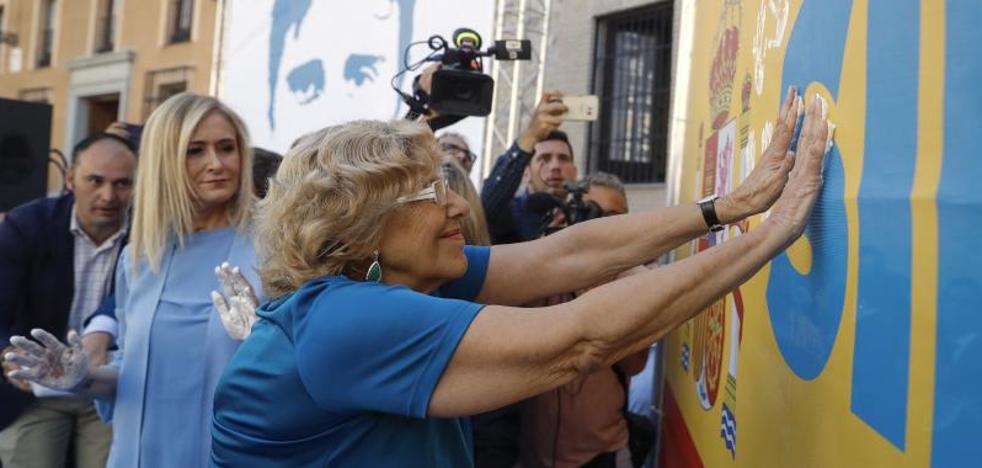 La Fiscalía rechaza que Carmena prevaricara al retirar una calle a Millán Astray