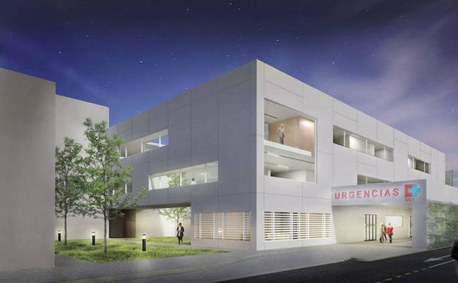 El Gobierno da el primer paso para ampliar y renovar el Hospital de Laredo