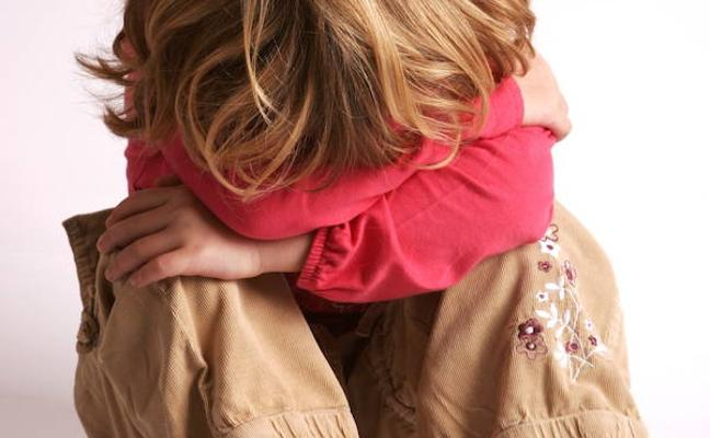 Un niño ante la tragedia
