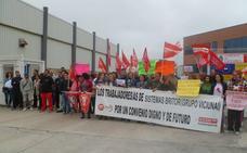 La plantilla de Sistemas Britor inicia el próximo lunes seis días de huelga
