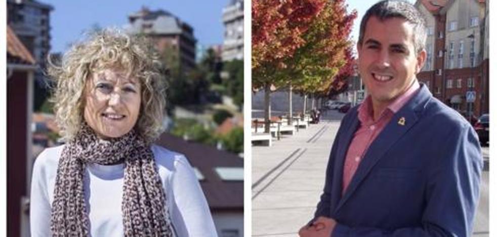 Los candidatos a liderar el PSOE cántabro, frente a frente