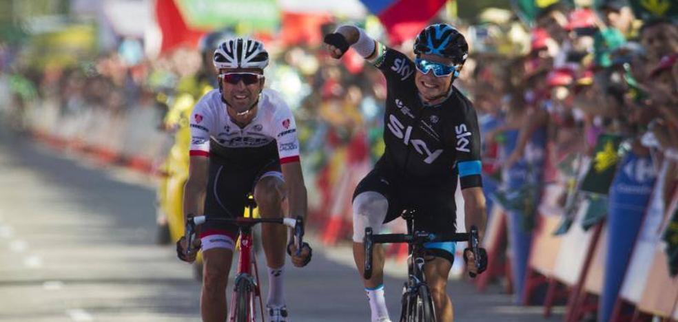 Haimar Zubeldia se retirará después de la Clásica de San Sebastián