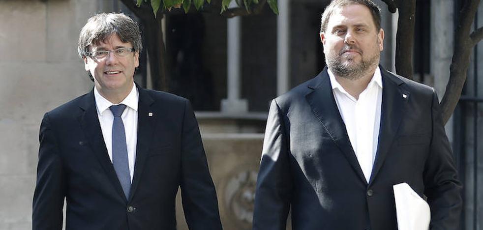 La Generalitat aplaza la compra de las urnas