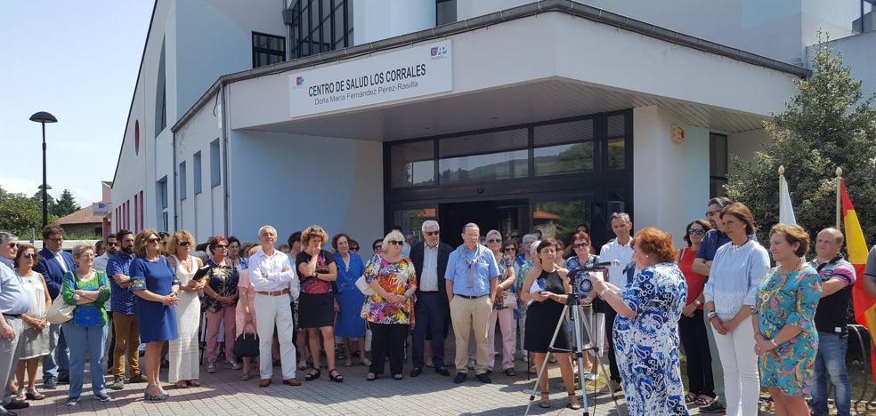 """Cantabria rinde homenaje en el centro de salud de Los Corrales a una enfermera """"adelantada a su tiempo"""""""