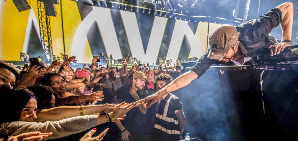 Revilla: «El final del concierto fue lamentable»