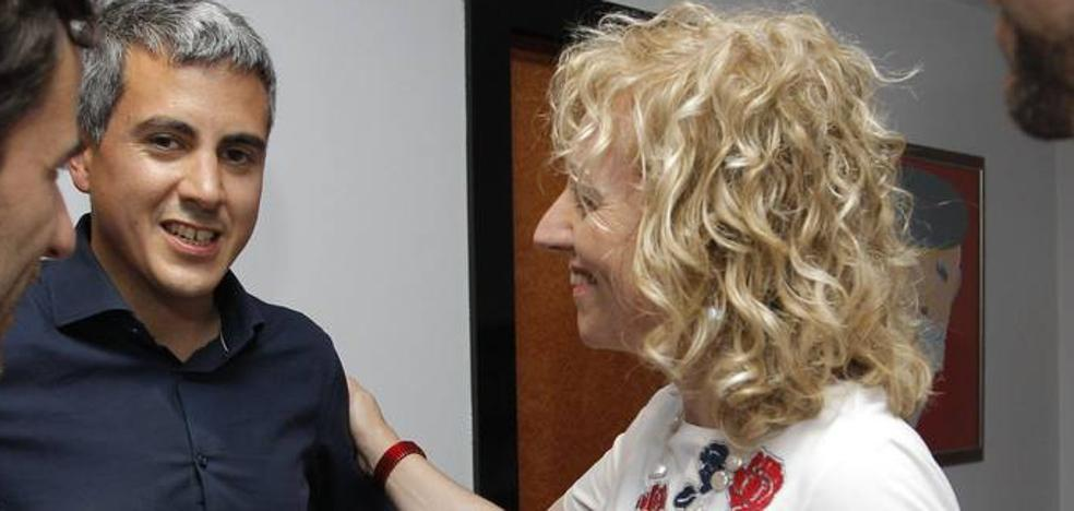 Revilla y Zuloaga defienden el pacto entre PRC y PSOE y la continuidad del bipartito