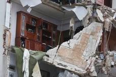 «Era un susto anunciado. Habíamos dado aviso de que el edificio se caía»