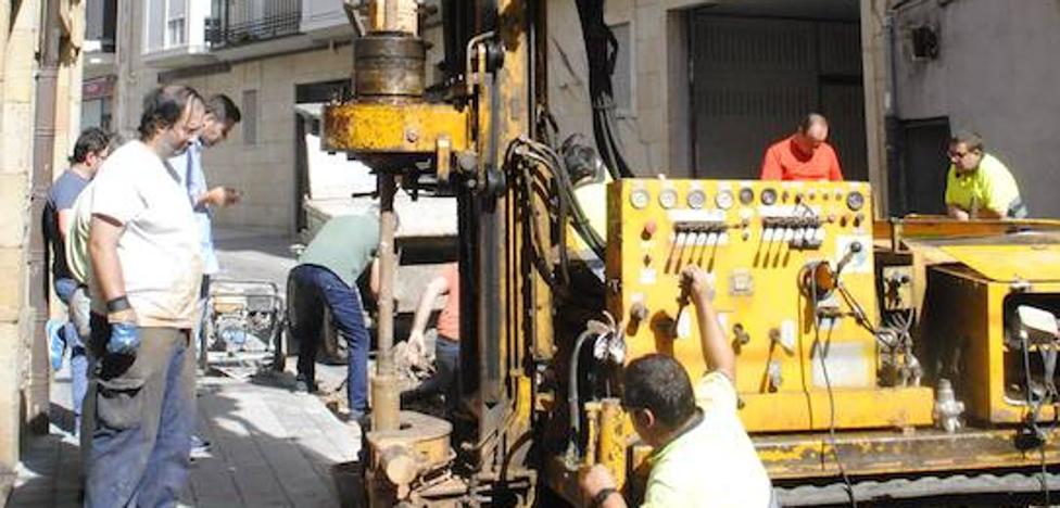Reinosa busca las causas de los daños en los edificios de El Quintanal