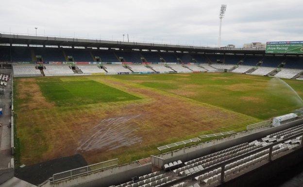 El Racing traslada su encuentro ante el Sporting a Luanco