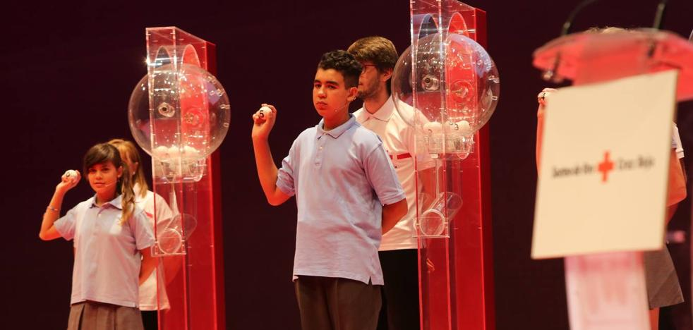 Santander acoge por primera vez el Sorteo de Oro de Cruz Roja