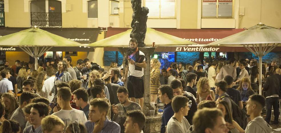 La Policía Local vigilará Cañadío en las horas con más público