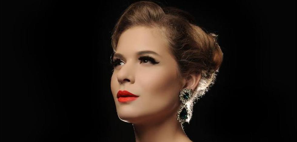 La soprano Jennifer Coleman ofrece hoy un concierto en el Palacio de Festivales