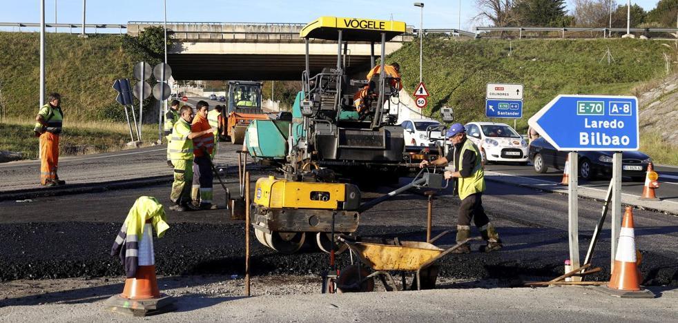 La siniestralidad laboral ha crecido un 5% en Cantabria hasta mayo