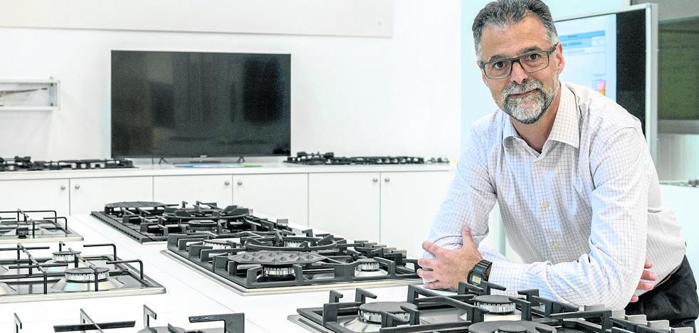 «Estamos ultimando nuevos productos innovadores para las cocinas de gas»