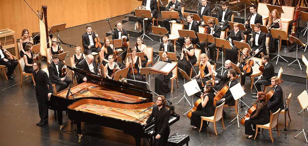 El Encuentro de Música y Academia se despide esta semana tras cincuenta conciertos