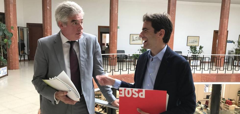 PRC y PSOE piden la dimisión de César Díaz por el derrumbe