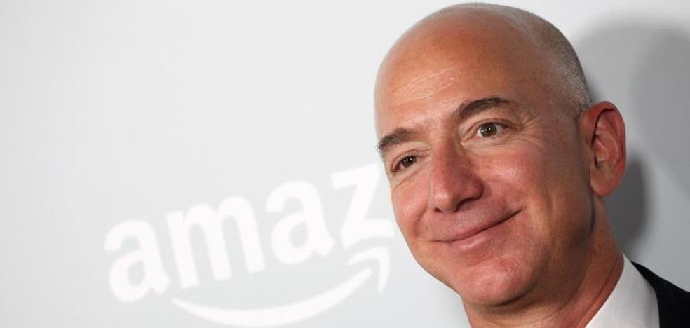 Jeff Bezos, en la cima del dinero