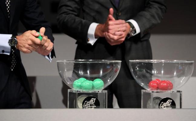 Ya se conocen las dos primeras eliminatorias de Copa
