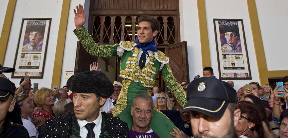 Sabio Ponce, deslumbrante Ginés Marín