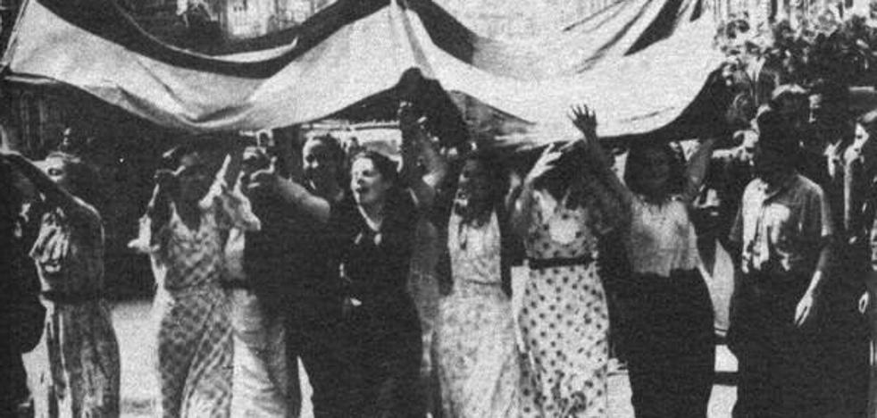 La guerra que vivieron las mujeres