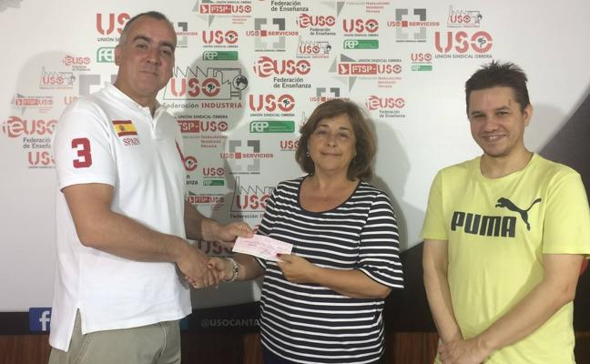 La Caja de Resistencia de USO abona el salario a los despedidos de GSW