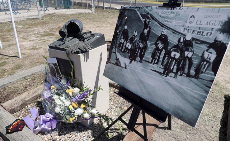 España homenajea a Ángel Nieto