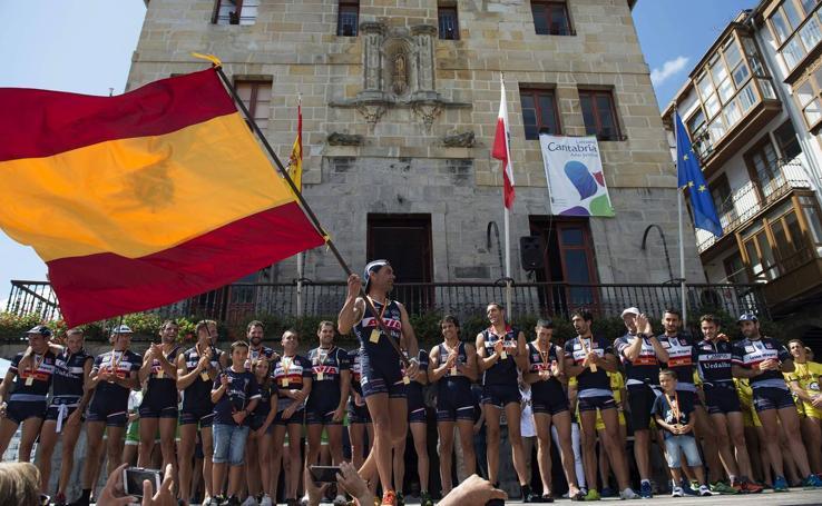 Urdaibai, campeón de España