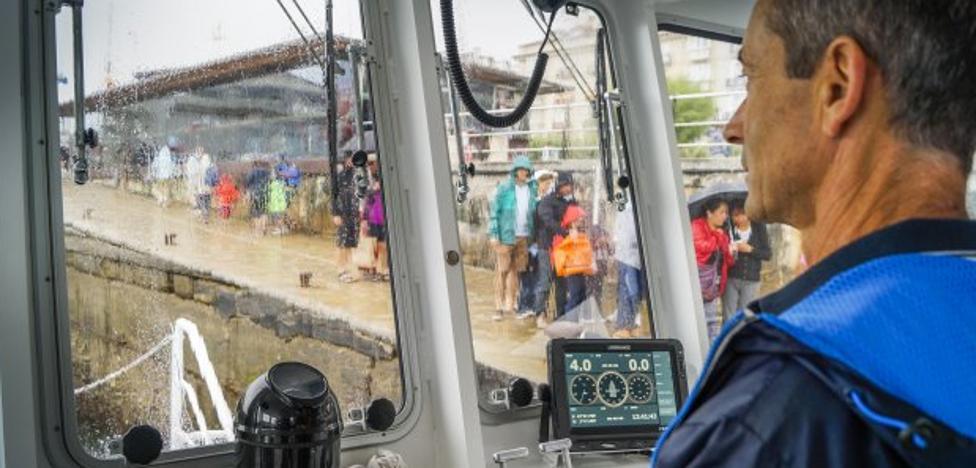 El autobús del mar Cantábrico