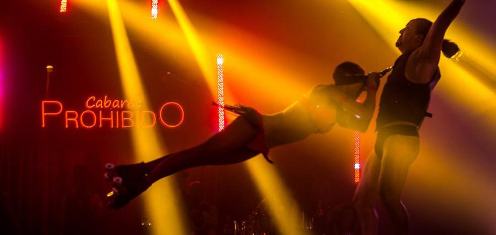 El cabaret más santanderino fusiona circo y humor con un toque atrevido