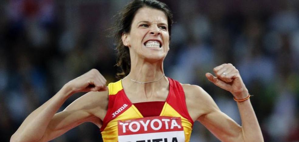 Ruth Beitia se clasifica para la final del Mundial de Londres