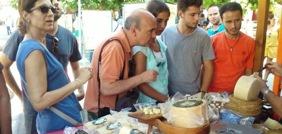 Pesquera albergará la Feria del Queso los días 14 y 15