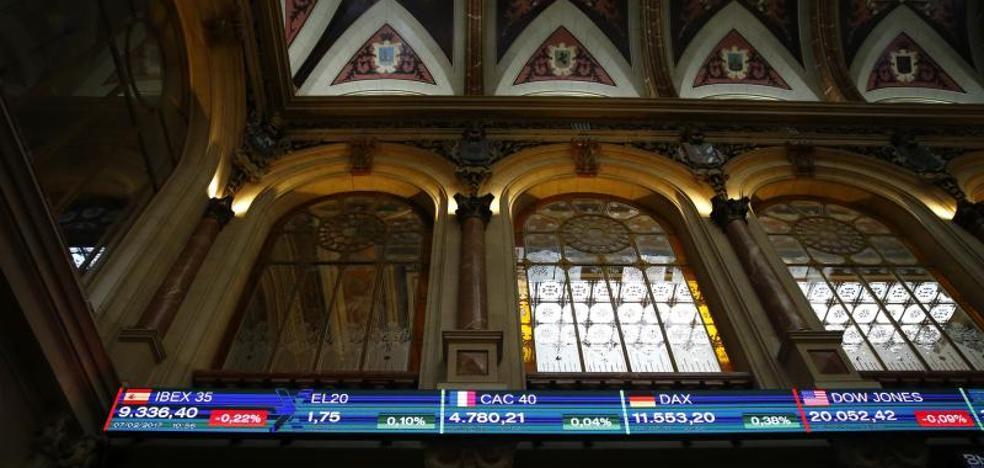 La crisis geopolítica arrebata al Ibex-35 los 10.500 puntos
