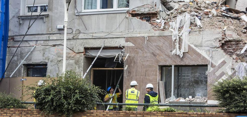 El Ayuntamiento no descarta ampliar el expediente sancionador por el derrumbe de la calle Sol