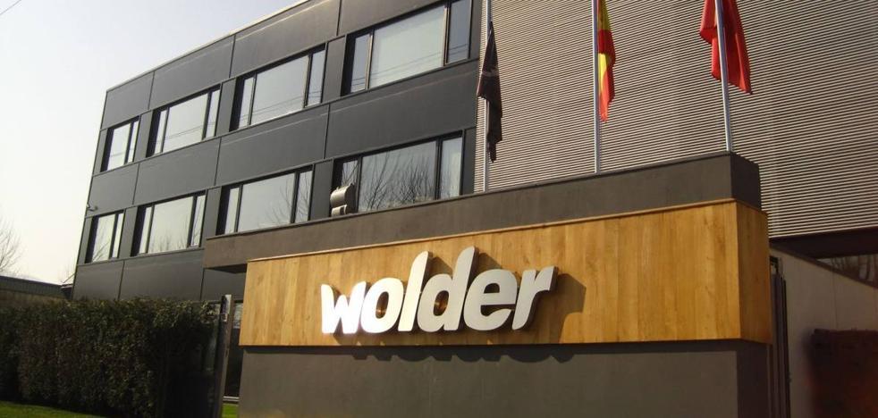 Wolder, en concurso de acreedores