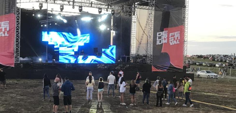 Los fans de Hawtin, Angello y DJ Snake se quedaron sin ver a las estrellas del Delirium Festival
