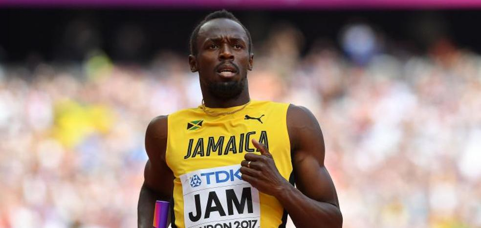 Usain Bolt: «Estar al mismo nivel que Bob Marley es magnífico»