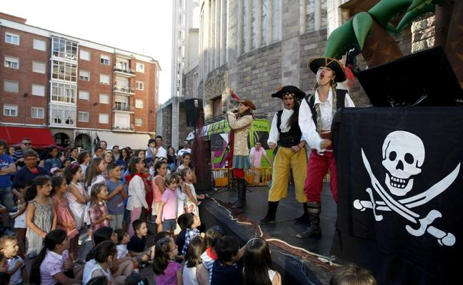 Una de piratas en la Plaza Roja