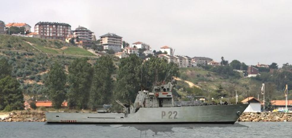 El plan para instalar un patrullero como museo en Suances encalla en Madrid