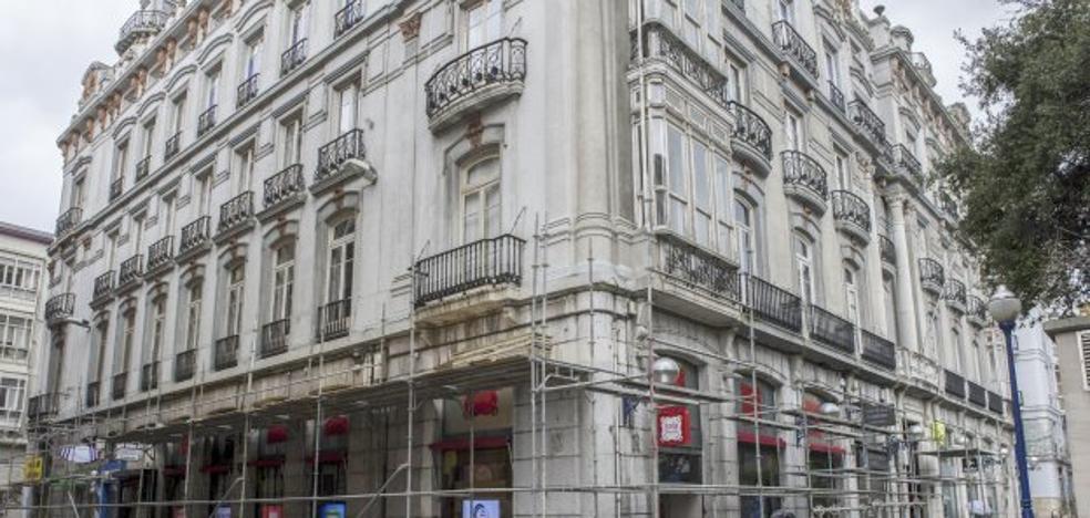 El hotel del Club de Regatas deberá respetar escaleras y puertas originales