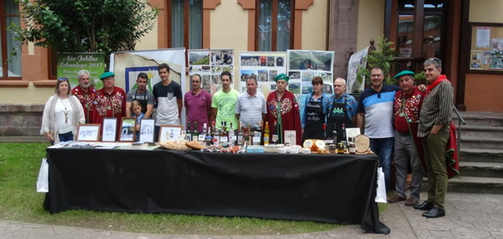 Liébana tuvo su protagonismo en el Día de Cantabria