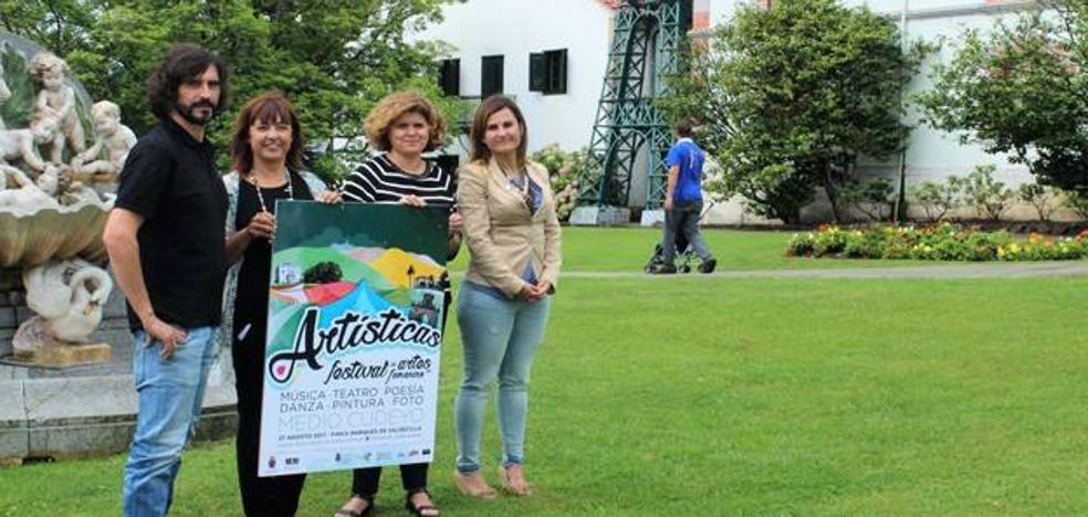 'Artísticas', un festival en femenino