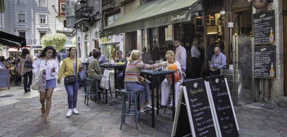El bar más antiguo de la ciudad